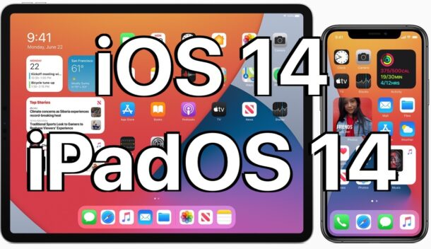 iOS 14 and iPadOS 14: Supportive Devices and Features